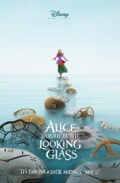 Affiche du film Alice in Wonderland : Through The Looking Glass