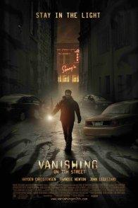 Affiche du film : Vanishing on seventh street