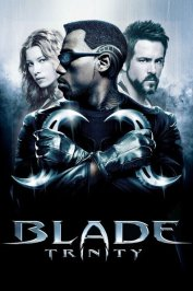 background picture for movie Blade : Trinity