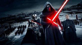 Affiche du film : Star Wars Episode VII : le réveil de la force