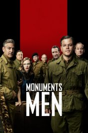 background picture for movie The Monuments Men