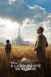 Affiche du film : À la poursuite de demain