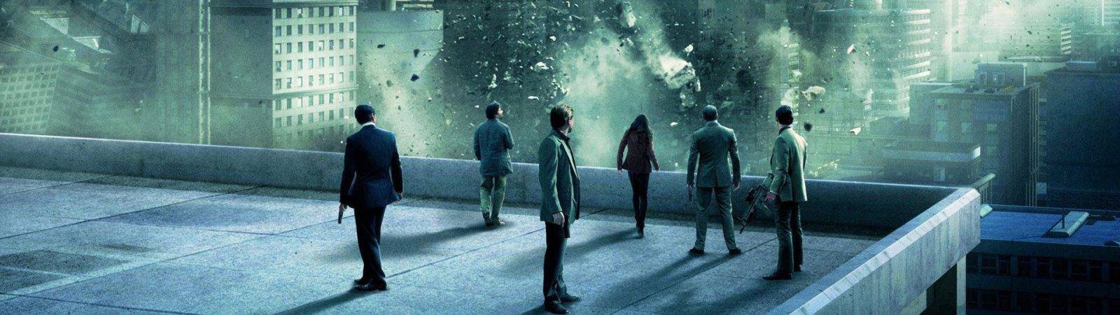 Photo du film : Inception