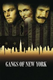 background picture for movie Gangs of New York
