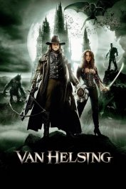background picture for movie Van Helsing