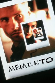 background picture for movie Memento