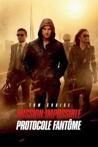 Affiche du film : Mission : Impossible - Protocole Fantôme