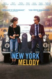 background picture for movie New York Melody