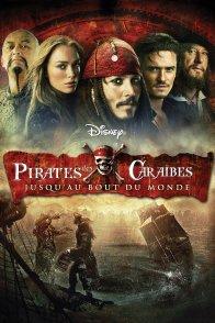 Affiche du film : Pirates des caraïbes : Jusqu'au bout du monde