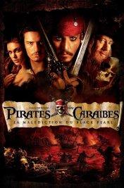 Affiche du film : Pirates des Caraibes, la Malédiction du Black Pearl