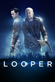 background picture for movie Looper