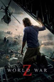 background picture for movie World War Z
