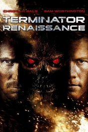 background picture for movie Terminator Renaissance
