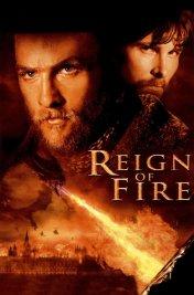 Affiche du film : Le regne du feu