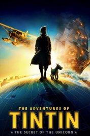 background picture for movie Les aventures de Tintin : Le secret de la Licorne