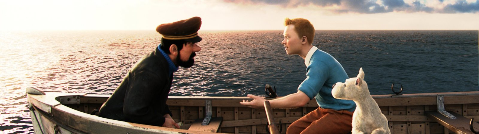 Photo du film : Les aventures de Tintin : Le secret de la Licorne