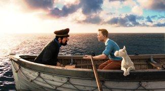 Affiche du film : Les aventures de Tintin : Le secret de la Licorne