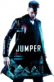 background picture for movie Jumper