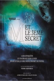 background picture for movie M et le 3e secret
