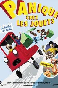 Affiche du film : Panique chez les jouets