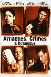 background picture for movie Arnaques, crimes & botanique