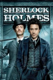 background picture for movie Sherlock Holmes
