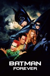 background picture for movie Batman Forever