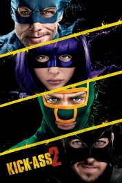 background picture for movie Kick-Ass 2