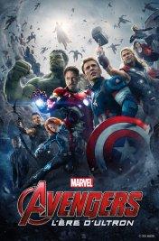 Affiche du film : Avengers : L'ère d'Ultron