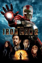 background picture for movie Iron Man 2