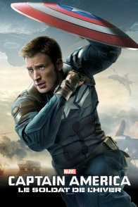 Affiche du film : Captain America, le soldat de l'hiver