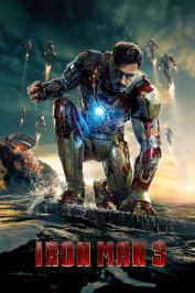 background picture for movie Iron Man 3