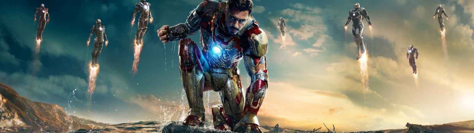 Photo du film : Iron Man 3