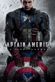 background picture for movie Captain America : The first avenger