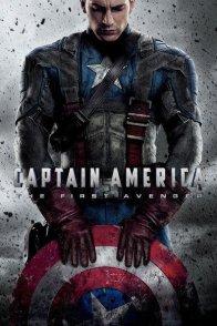 Affiche du film : Captain America : The first avenger