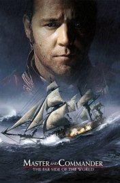 Affiche du film : Master and commander : de l'autre côté du monde