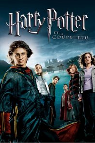 Affiche du film : Harry Potter et la coupe de feu