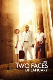 background picture for movie Two Faces of January