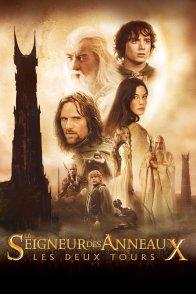 Affiche du film : Le seigneur des anneaux : les deux Tours