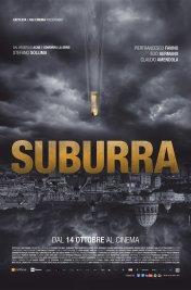 Affiche du film Suburra