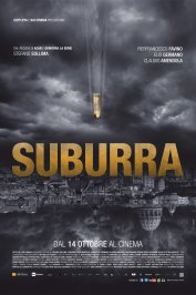 background picture for movie Suburra