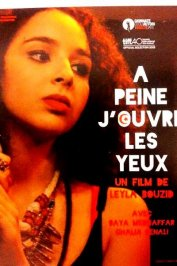 background picture for movie A peine j'ouvre les yeux