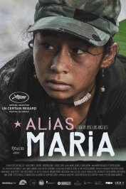 background picture for movie Alias María