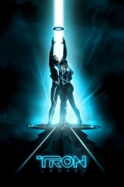 background picture for movie Tron : l'héritage