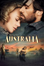 background picture for movie Australia