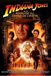 Affiche du film : Indiana Jones et le royaume du crâne de cristal