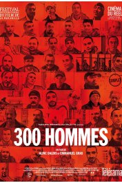 background picture for movie 300 hommes