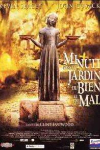 Affiche du film : Minuit dans le jardin du bien et du mal
