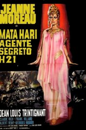 background picture for movie Mata-Hari, agent H 21