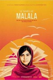 Affiche du film Je m'appelle Malala